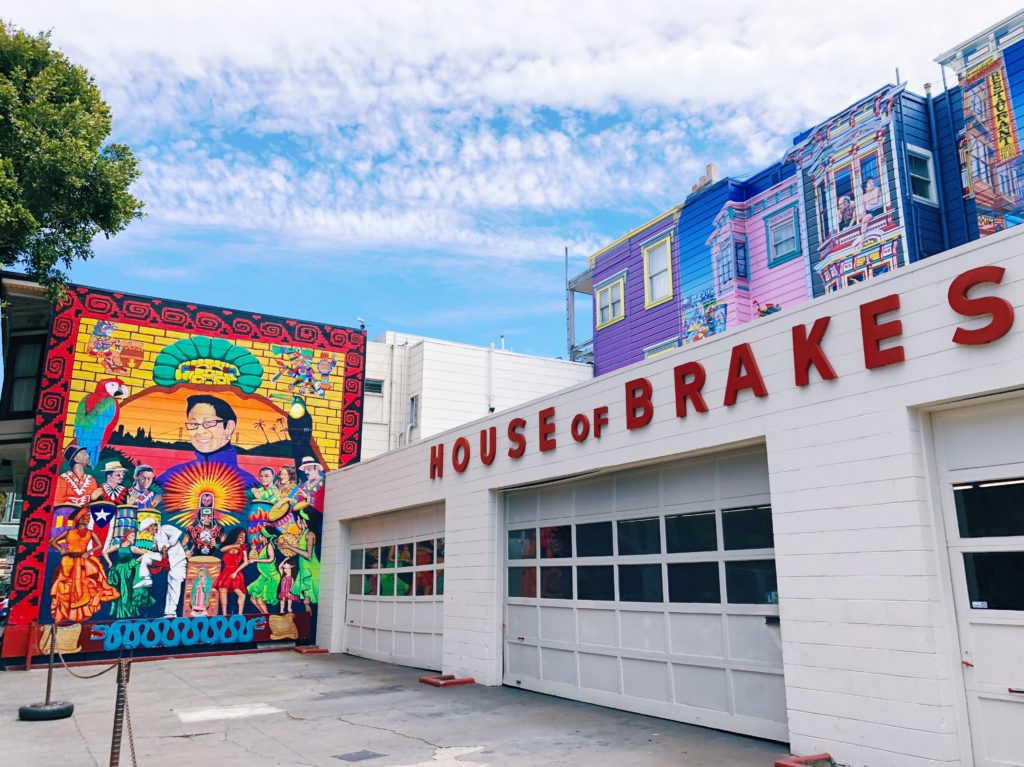 One Day Mission District Itinerary