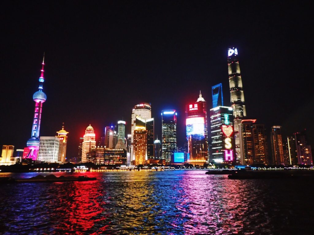 1 Day in Shanghai Itinerary
