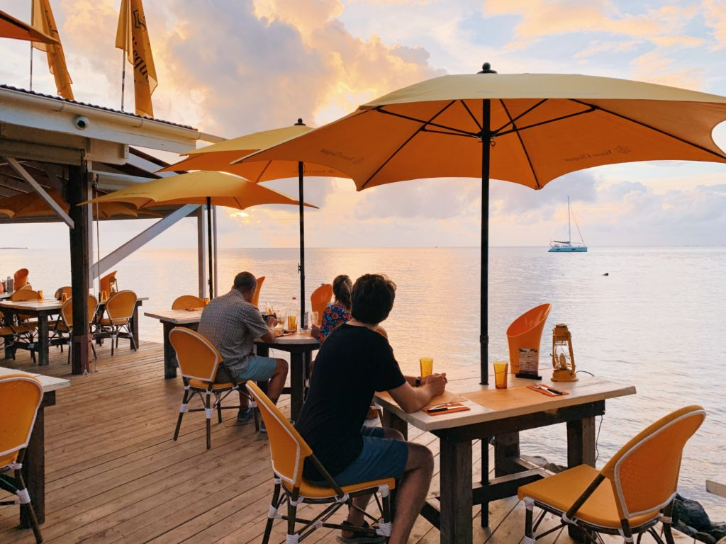 Best Places to Eat Moorea
