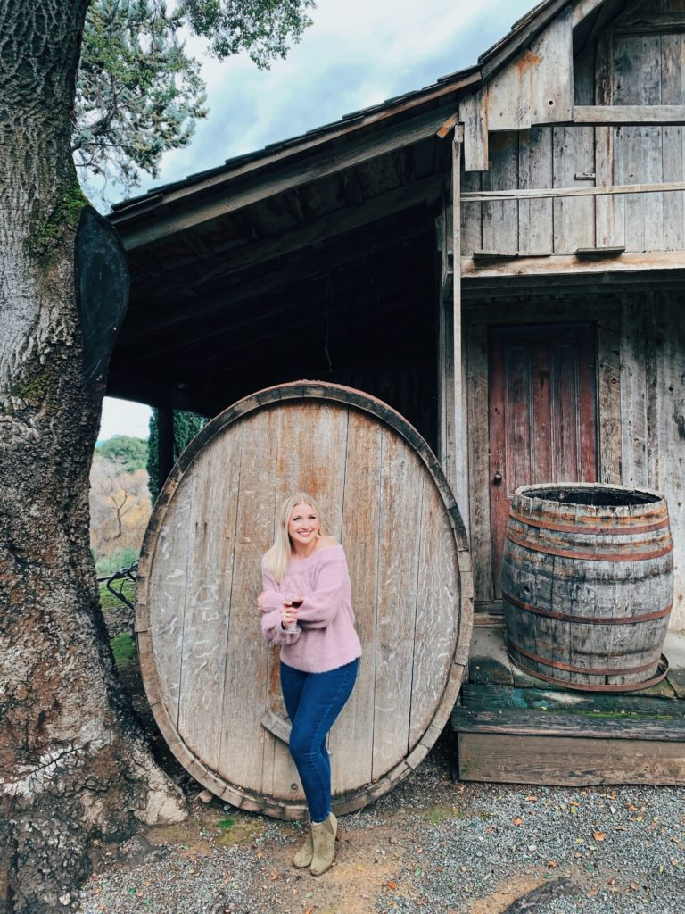 Santa Cruz Mountain Wine Tasting Guide