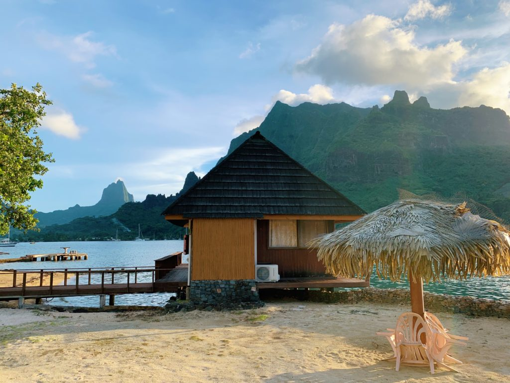 Where to Stay Moorea