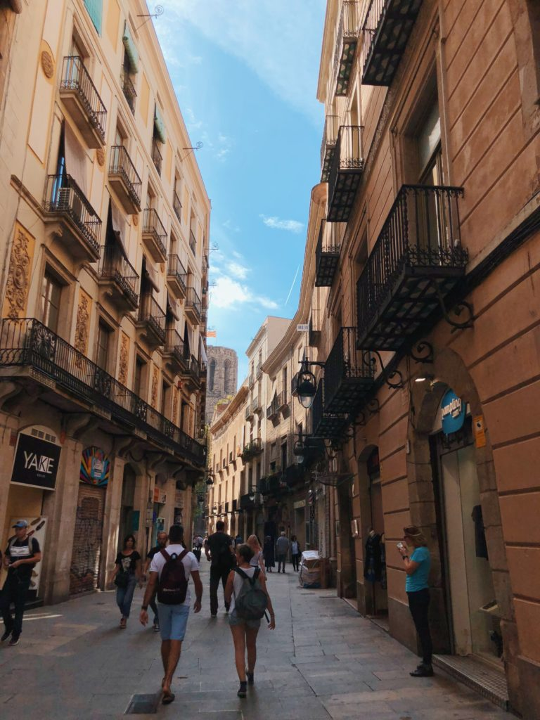 Things to See in the Gothic Quarter