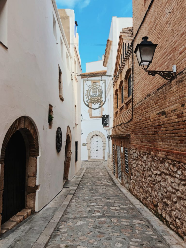 Sitges Itinerary