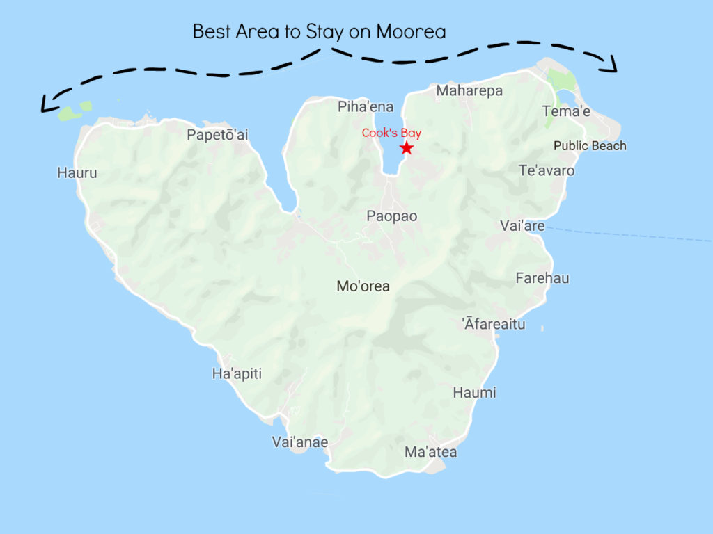 Ultimate Moorea Travel Guide