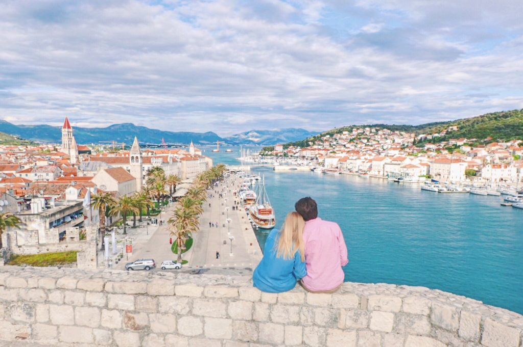 One Day in Trogir, Croatia