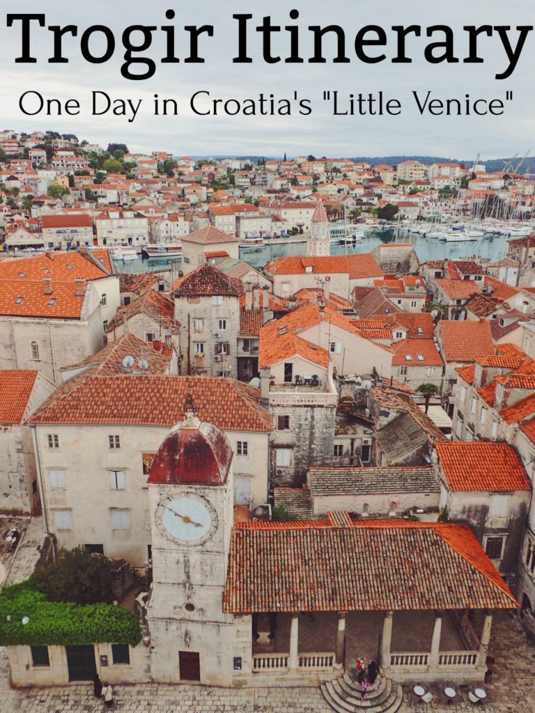 One Day in Trogir Itinerary | Day Trip from Split, Croatia