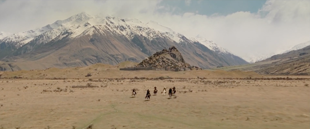 Journey to Edoras (Rohan): Visiting Mount Sunday in New ...