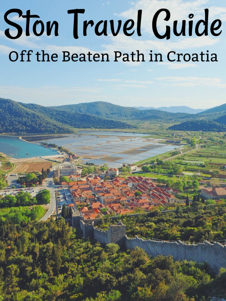 The Ultimate Guide to Ston, Croatia: Off the Beaten Path in Croatia