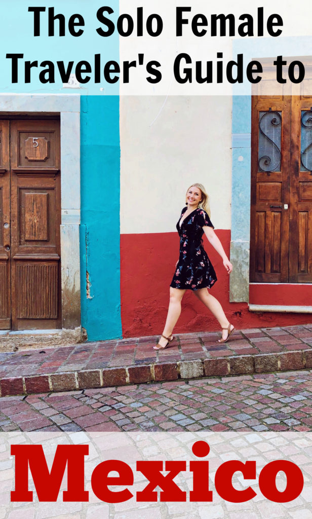 Mexico Solo Female Travel Safety Guide