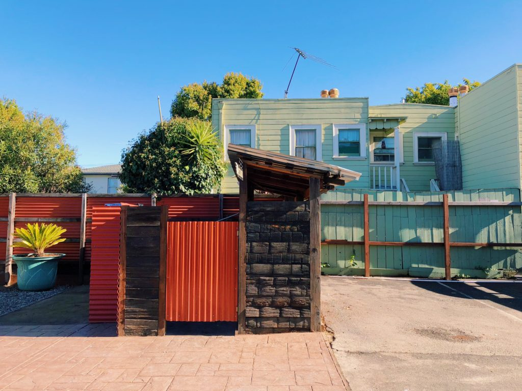 Temescal Alley Itinerary Oakland