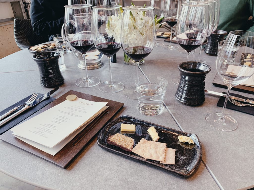 Napa Private Wine Tasting